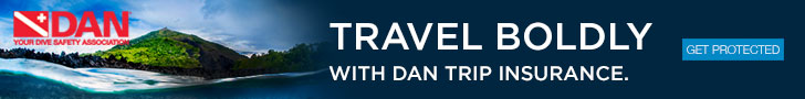 Protect your vacation investment with DAN Travel Insurance